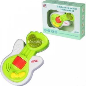 Игрушка музыкальная для малышей ГИТАРА HUILE арт. Y1567331