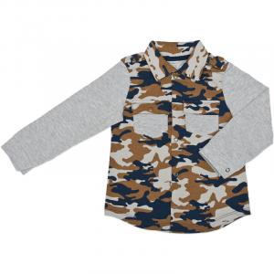 Рубашка Я Большой 117-657-01 р.98
