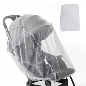 Москитная сетка Baby care Star для прогулочных колясок (белый)