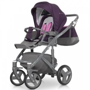Коляска VARIO 3-в-1 - RIKO 04 Purple (фиолетовый)