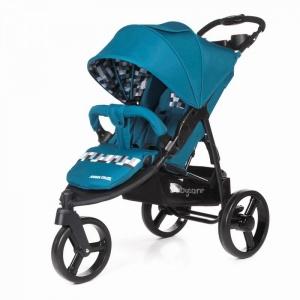 "Коляска пр. Baby Care ""Jogger Cruze"" (Blue, синий)"