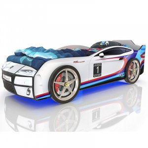 Кровать-машина Romack Kiddy М-Спорт