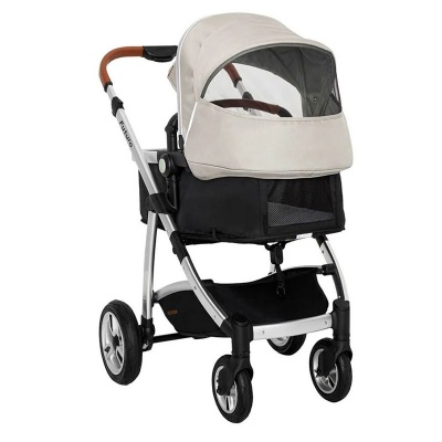 Коляска BABY TILLY Futuro AIR (T-165) Peanut Beige