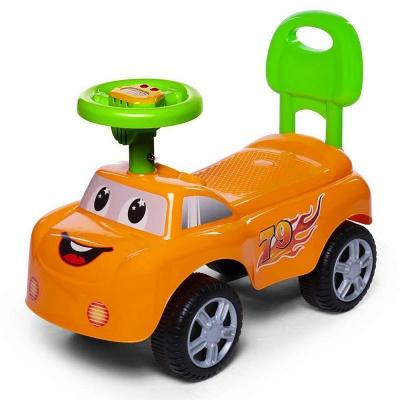 """Каталка Babycare """"Dreamcar"""" (музыкальный руль) (Оранжевый)"""