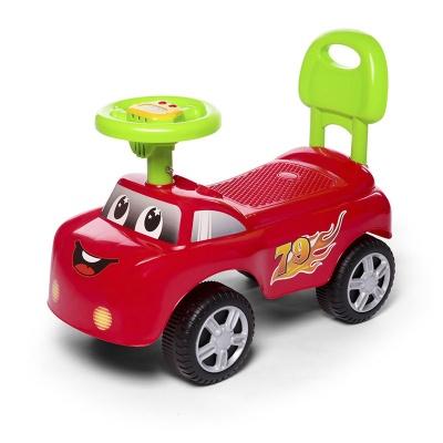 """Каталка Babycare """"Dreamcar"""" (музыкальный руль) (Красный)"""