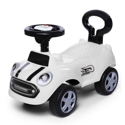 """Каталка Babycare """"Speedrunner"""" (музыкальный руль) (Белый)"""