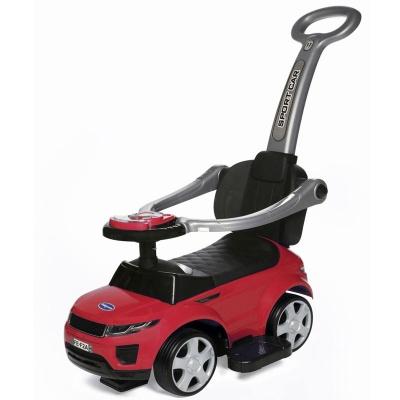 """Каталка Babycare """"Sport car"""" (резиновые колеса) (Красный)"""