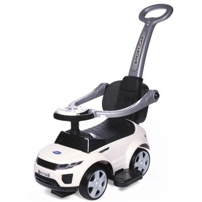 """Каталка Babycare """"Sport car"""" (резиновые колеса) (Белый)"""