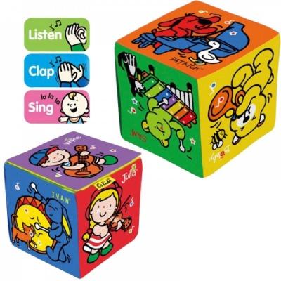 Музыкальный кубик K'S Kids KA664