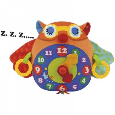 Часы-Сова K'S Kids KA662