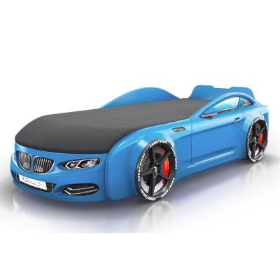 Кровать-машина Romack Real-M X5 синяя (АКТ №51 от 24.09.20) Трещина