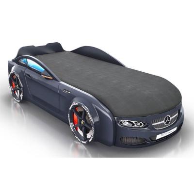 Кровать-машина Romack Real-M X5 черная (АКТ №50 от 24.09.20) Трещина