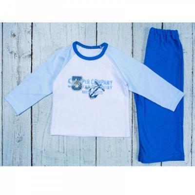 Пижама Грач 871 для мальчика рост 98, 104, 110 (интерлок)