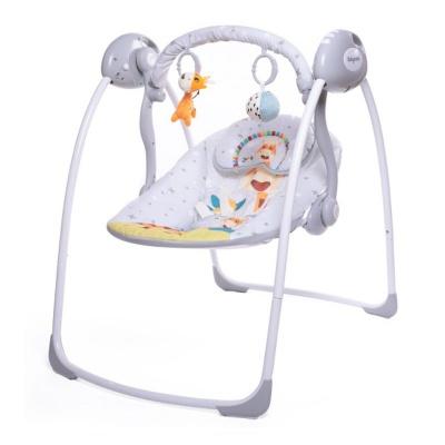 "Электрокачели Babycare ""Safari"" с адаптером (лимпопо)"