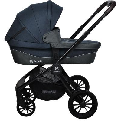 Коляска BABY SHELL - Farfello (Синий)