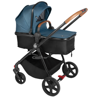 Коляска LOVETTA - Happy Baby (blue)