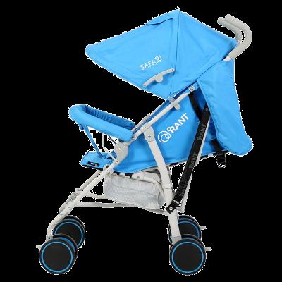 Коляска пр. Rant Safari Comfort (blue, голубой)