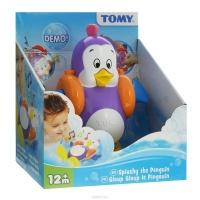 Игрушка д/ванной Плескающийся Пингвин TOMY E2755A1