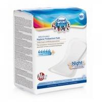 Прокладки послеродовые дышащие ночные Canpol, 10 шт. 240622002