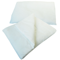 Набор Папитто 1112 (одеяло 110х140 + подушка 40х60, белый)
