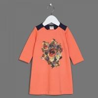 Платье Ё-маё 12-120 (26 (86) коралл