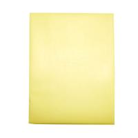 Наматрасник Папитто 0050 ПВХ 70х60 желтый