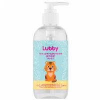 Гель для подмывания Lubby 20576 детский , 250 мл