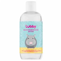 Масло косметическое детское 20577 Lubby (от 0 мес.), 250 мл