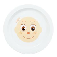 "Тарелка ""Фантазёр'КА"" Lubby 14125 от 6 мес.,260мл.,полипропилен"