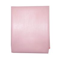 Наматрасник Папитто 0060 ПВХ на резинке 120х60 розовый