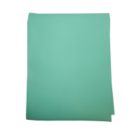 Наматрасник Папитто 0060 ПВХ на резинке 120х60 зеленый