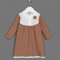Платье Ё-маё 12-203 (20 (62) бежевый