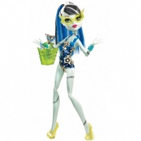 Фрэнки Штейн (Frankie Stein) В купальнике MonsterHigh BBR80