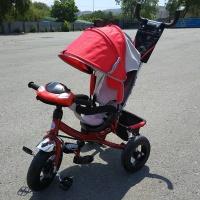 Велосипед My Mumi 5588 красный