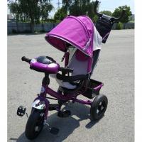 Велосипед My Mumi 5588 фиолетовый