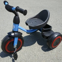 Велосипед My Mumi 568 светло голубой