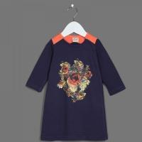 Платье Ё-маё 12-120 (24 (74) синий