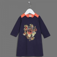 Платье Ё-маё 12-120 (24 (80) синий