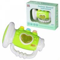 Игрушка музыкальная для малышей ТРУБА HUILE арт. Y1567332