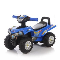 Каталка Baby Care Super ATV 551 (синий (Blue))