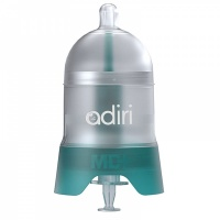 Бутылочка Adiri MD+ (118 мл)  с системой подачи лекарства грудничку