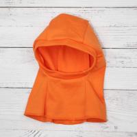 Шлем под шапку Крошкин дом 104 Р, р.3-6 мес. (оранжевый)