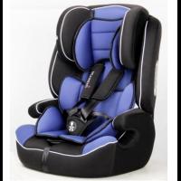 Автокресло Maremi GL999 1-2-3 (черный/синий)