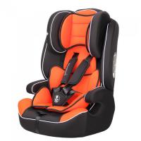 Автокресло Maremi GL999 1-2-3 (черный/оранжевый)