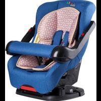 Автокресло Liko Baby 301B (Синий/Лен, Blue/Linen)