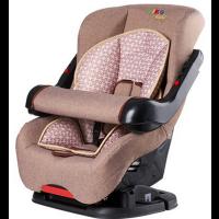 Автокресло Liko Baby 301B (Коричневый/Лен, Brown/Linen)