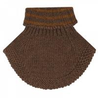 Манишка Ё-маё 53-122 (One Size) коричневый для мальчика