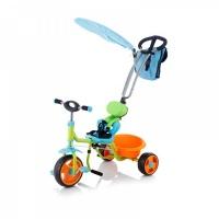 "Велосипед Jetem ""Chopper"" зеленый"
