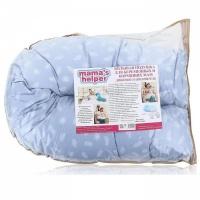 Подушка для беременных ROXY-KIDS Mama's Helper АRT0032 наполнитель полистирол/холлофайбер.