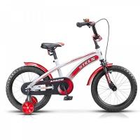 """Велосипед 12"""" STELS Arrow 8.5"""" белый/розовый"""